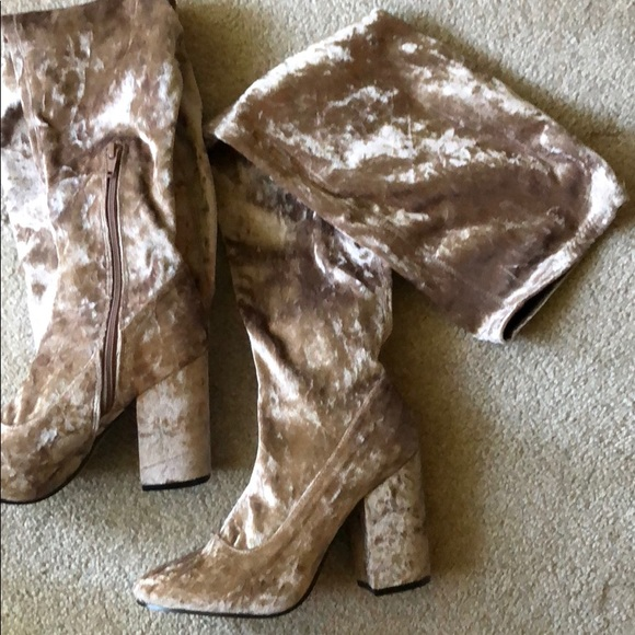 Brand New Asos Katcher Heeled Over The